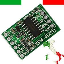 Modulo convertitore ADC HX711 bilancia cella di carico sensore peso arduino PIC