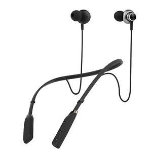 New Black Bluetooth Wireless Headphones Sport Mic For ZTE Phone Cases