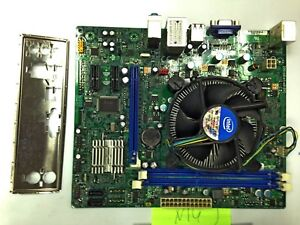 Intel Desktop Board DH61HO LGA1155  Motherboard with CPU and I/O