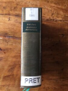 La Pléiade Honoré de BALZAC LA COMEDIE HUMAINE 1 CASTEX nrf Gallimard 1990