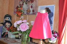robe tartine et chocolat petites fleurs 18 mois doublee