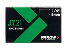 Grapadoras y clavadoras eléctricas de bricolaje grapas Arrow