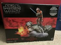 Hasbro 2017 Star Wars Black Series Centerpiece LUKE SKYWALKER #02 New In Box
