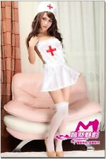 Sexy Naughty Nurse Uniform - Cosplay Roleplay Costume Lingerie Hen Party