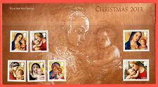2013 Christmas Presentation Pack Pack. No 491