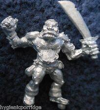 1989 Marauder Ogre MM42/1 A Warhammer Army Citadel Kingdoms Mercenary Bulls Ogor