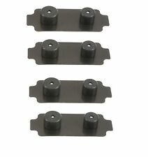 Porsche Boxster Cayman 05-08 Brake Pad Damper Front Set of 4 GENUINE New