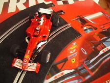 Scalextric 6173 Ferrari F1 2004 #1 Vodafone M.Schumacher comme Neuf