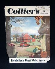 Collier's November 26, 1949 cover only