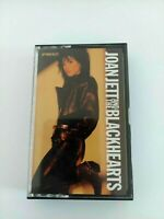 Joan Jett and the Blackhearts Up Your Alley Cassette Tape