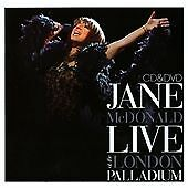 Jane McDonald - Live at the London Palladium CD & DVD