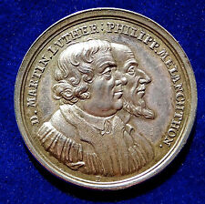 Nuremberg 1730 Silver Medal Bicentennial of the Augsburg Confession. EF+.