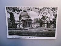 Ansichtskarte Bad Homburg Kaiser-Wilhelmsbad 50/60er??