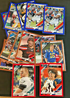 2019 Donruss Football Parallel VARIATION Cards Bronze Red Blue 1-250 (You Pick)