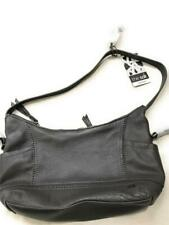 The Sak Women's Kendra Hobo Leather Shoulder Purse Bag, Slate