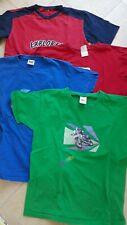* Cooler 4er Pack T-Shirts Fruit of the loom Gr. 152 - Jungs *