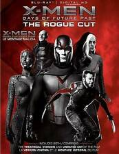X-Men: Days of Future Past: The Rogue Cut (Blu-ray Disc, 2015)