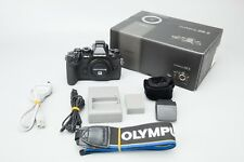 Olympus OM-D E-M1 16.0MP Mirrorless Digital Camera Body Black OMD EM1 EM-1, m4/3