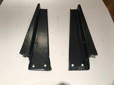 Austin Healey Frogeye Sprite Radiator chassis legs (Pair)