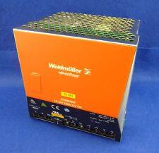 Weidmüller CP SNT 250W 24V 10A 8708680000 Netzgerät Power Supply Stromversorgung