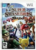 Super Smash Bros Brawl | Nintendo Wii | Excellent & Fast Dispatch