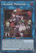 Yugioh CIBR-EN051 Akashic Magician Unlimited Secret Rare Card NEAR MINT