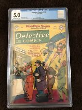 Detective Comics #175 CGC 5.0 OFF-WHITE To White Pages (Sep 1951, DC)