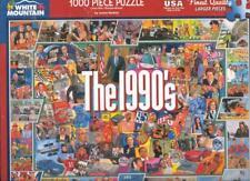 James Mellett  White Mountain Jigsaw Puzzle The 1990's NIB