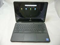 "Dell 11.6"" Chromebook 5190 Touchscreen 2-in-1 Celeron  4GB 64GB eMMC LAPTOP"