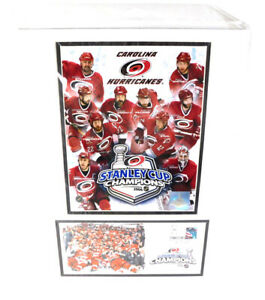 """2006 Carolina Hurricanes Stanley Cup Champions Matted Photos 16"""" x 12"""""""