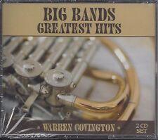 "WARREN COVINGTON  ""Big Bands Greatest Hits""  NEW SEALED CD"