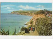 The Slipway Lake IOW Old Postcard 578a