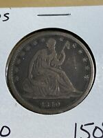 1840 US Seated Liberty Half Dollar!!