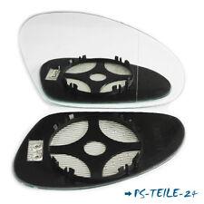 Außenspiegel Spiegelglas für SEAT ALTEA 2004-2008 links Fahrerseite konvex