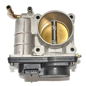 Throttle Body Fits Nissan General TIIDA MICRA K12E 3HB K9K.60KW EUC 16119-ED00C