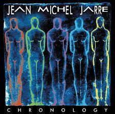 JEAN MICHEL JARRE - CHRONOLOGY: REMASTERED CD ALBUM (2015)