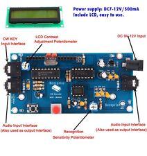 Morse Code Reader/ CW Decoder/ Morse code Translator/ Ham Radio Essential w/ LCD