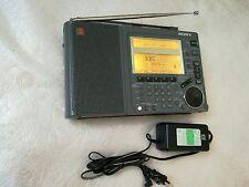 Weltempfänger Sony ICF-SW77 , mit Netzteil, voll funktionsfähig