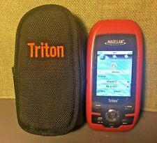 Magellan Triton  Hiking GPS Unit with Case