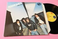 Ramones LP Leave Home Italy 1981 MInt Record Mint / Unplayed