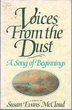 Voices From the Dust Susan Evans McCloud Very Good Paperback