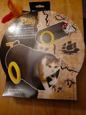 New listing Catit Play Cat Cannon Tunnel Cat Toy