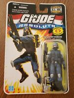 GI Joe 25th Anniversary Resolute Cobra Trooper Action Figure Army Builder