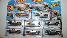 New Listing Hot Wheels 2020 Zamac Shelby Cobra 427 S/C lot of 8 Vhtf