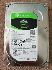 "Seagate BarraCuda ST1000DM010 1TB 3.5"" 7200RPM 64mb Cache SATA III Internal Hard"