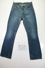 Levi's 525 Bootcut Indigo Code E1346Tg45 W31 L34 jeans d'occassion Taille Haute