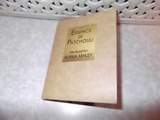 Women's Alyssa Ashley Essence De Patchouli 1 x 2 ml EDP sample splash New