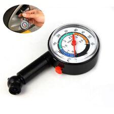 0-55PSI Car Truck Bike Auto Motor Tyre Tire Air Pressure Gauge Dial Meter Tester