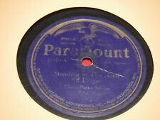 Paramount 12070 Elkins Payne Jubilee Singers Standing In Need Couldn't Hear 78 G
