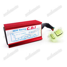 Red 6 Pin AC CDI For Honda XR50 XR70 XR80 CRF50 CRF70 CRF80 Pit Dirt Motor Bike